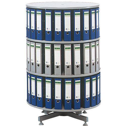 Colonne à classeurs rotative - Diamètre 100 cm