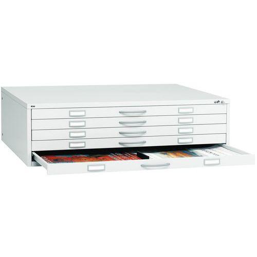 Armoire à tiroirs pour dessins au format DIN A0