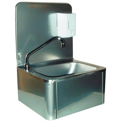 Lave-mains inox
