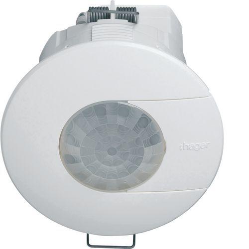D tecteur de pr sence encastr - Detecteur de presence interieur lumiere ...
