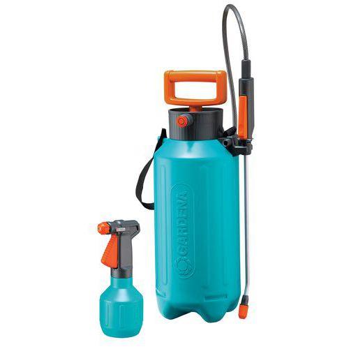 Offre spéciale : 1 pulvérisateur 5 L éco + 1 pulvérisateur 1/2 L
