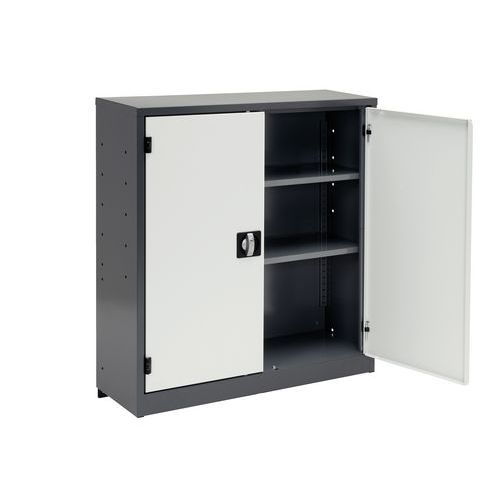 armoire murale portes battantes. Black Bedroom Furniture Sets. Home Design Ideas