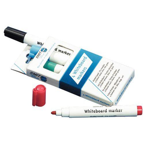 Marqueur pour tableaux blancs effaçable à sec