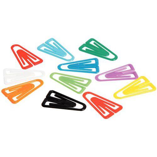 Attache-lettre plastique - 25 mm