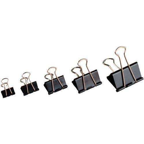 pince double clip. Black Bedroom Furniture Sets. Home Design Ideas