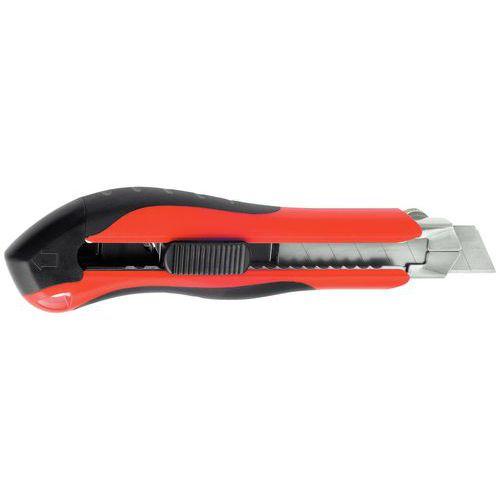 Cutter à lame segmentée Facom - Lame largeur 18 mm