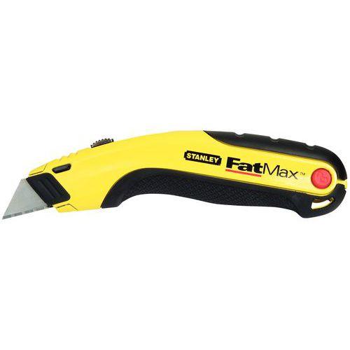 Couteau à lame rétractable FatMax - Lame largeur 19 mm