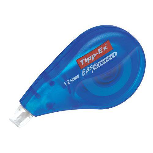 Roller de correction latéral jetable Tipp-Ex Easy Correct