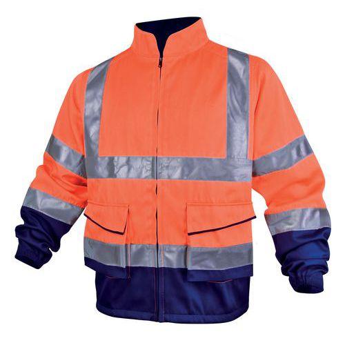 Veste de travail haute visibilité - Orange