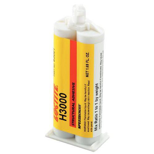 Colle méthacrylate - H 3000 Speedbonder®