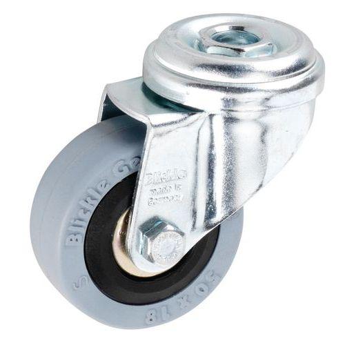 Roulette à œil - Force 40 à 70 kg - Pivotante