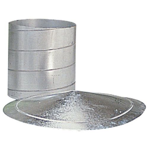 Collier de serrage monofil pour gaines de ventilation - Ø 80 à 125 mm