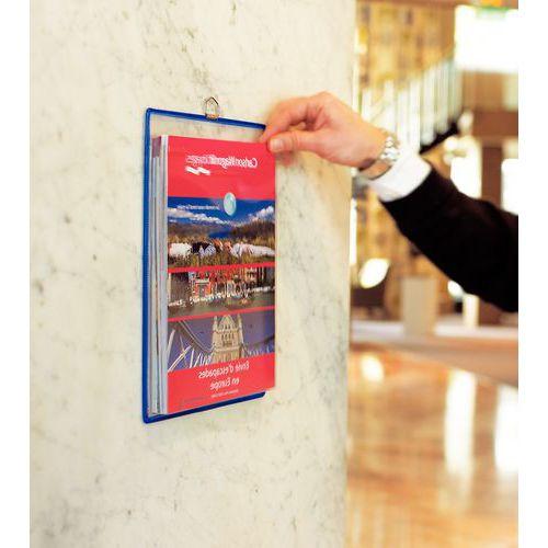 Porte brochure Tarifold vertical/horizontal