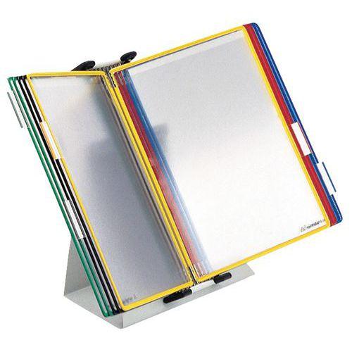 Système de présentation Tarifold avec pochettes pour format A4