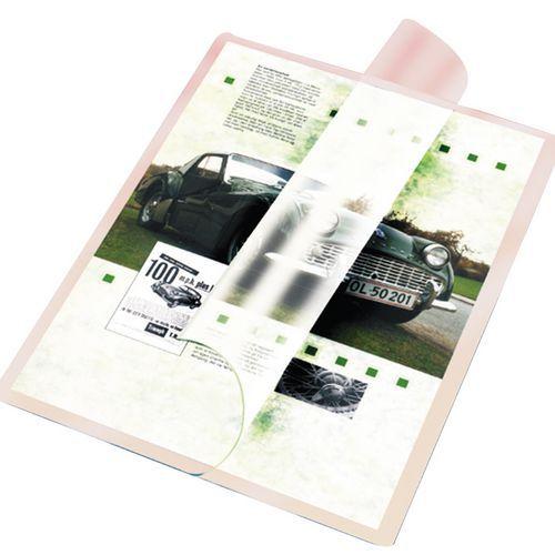 Pochette De Plastification Froid Plastifiez Vos Documents Importants Et Cartes Visite