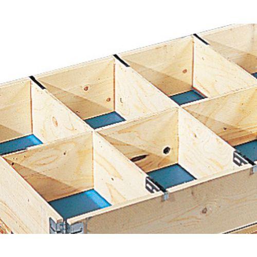Séparateurs pour rehausses bois