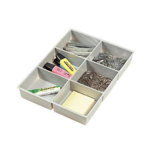 Casier de rangement pour tiroirs - 6 cm  - Clen