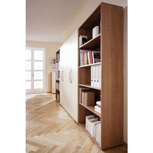 biblioth que modulaire 5 niveaux. Black Bedroom Furniture Sets. Home Design Ideas
