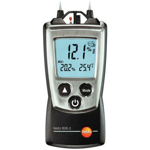 Hygromètre de poche - Testo 606-2