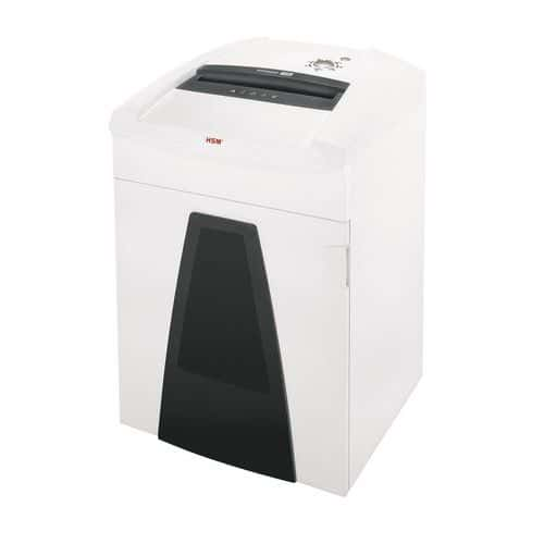 Destructeur de documents hsm securio p40 - Destructeur de souche rapide ...