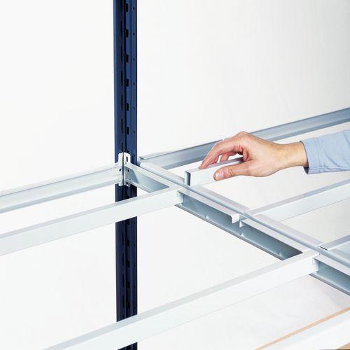 Tablette tubulaire Combi-Fix - Largeur 1000 mm