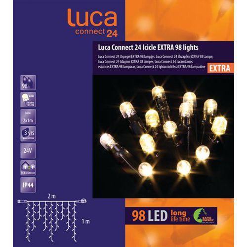 Éclairage Luca connect 24 - Stalactite