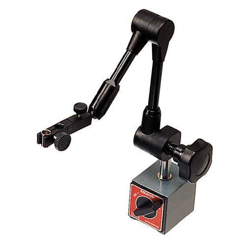 Support magnétique pour comparateur - À blocage mécanique