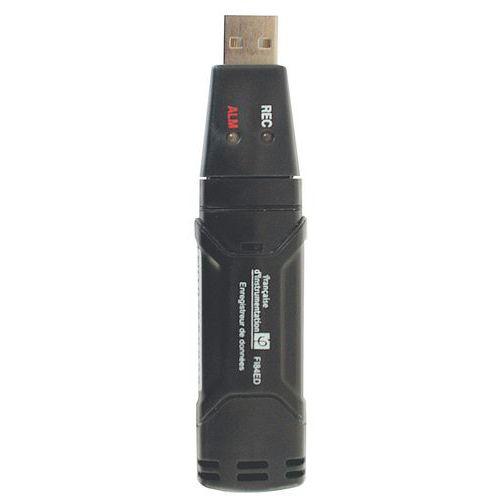 Enregistreur de température et d'humidité - FI 84ED