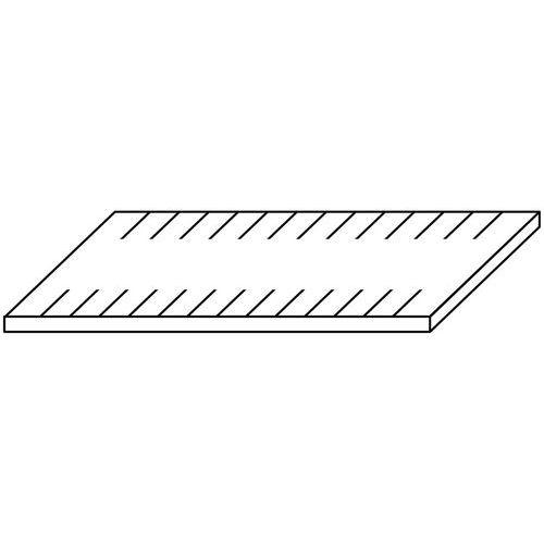 Tablette Multi-Fix Premium - Largeur 1000 mm