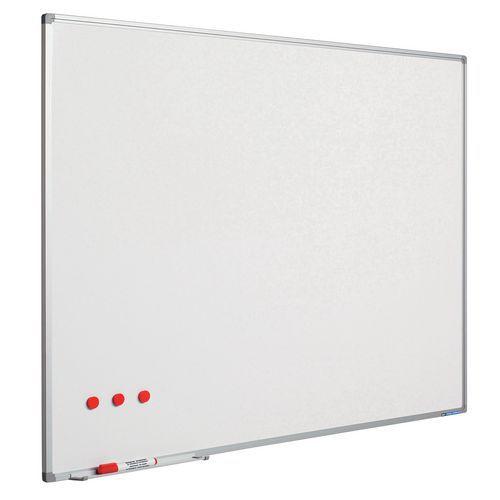 Tableau blanc magnétique écologique Softline - Émaillé