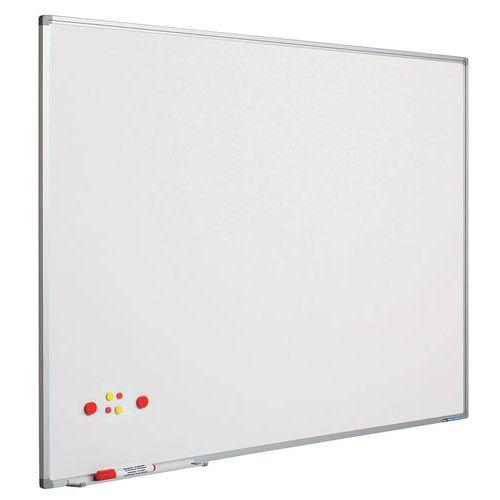 tableau blanc magnétique écologique softline - laqué - manutan.fr