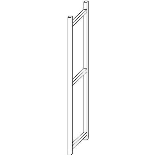 Échelle ouverte Multi-Fix Premium - Hauteur 2500 mm