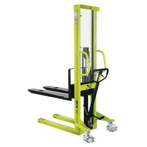 Gerbeur Manuel MX1016 - Capacité 1000 kg