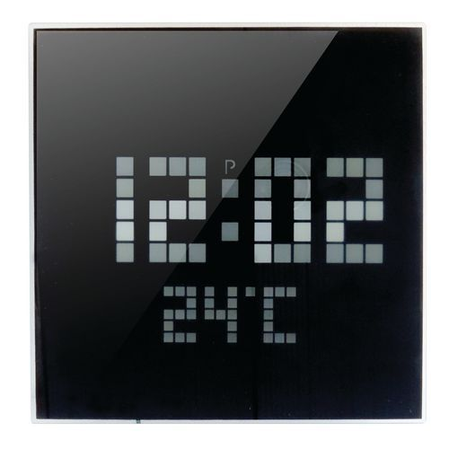 Horloge Picot Led Blanches