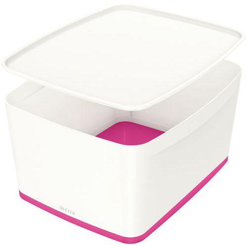 Boîte avec couvercle MyBox - Format moyen