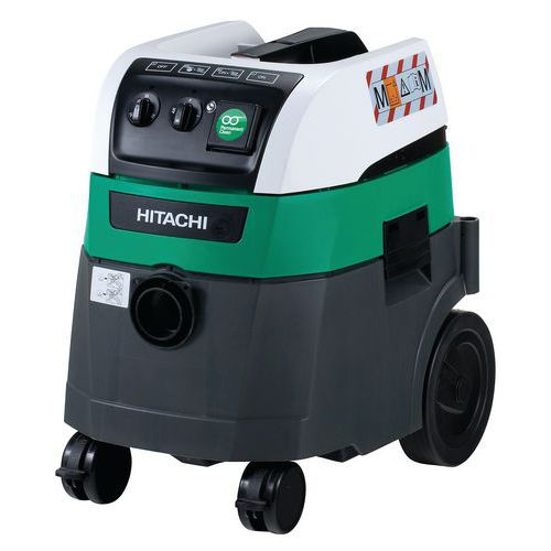 Aspirateur 1200W  25/22L poussière et eau - Hikoki
