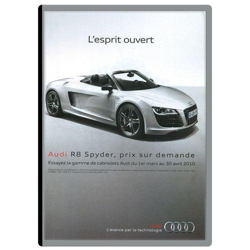 Pochette cadre d'affichage adhésif Magneto A1
