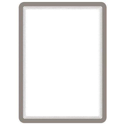 Pochette cadre d'affichage adhésif Magneto A3
