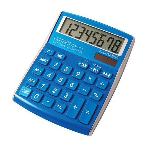 Calculatrice de table Citizen CDC
