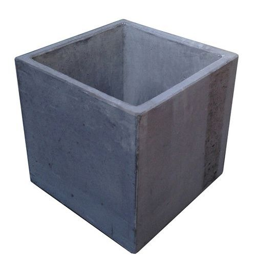 Socle en béton pour cendrier Le DropPit