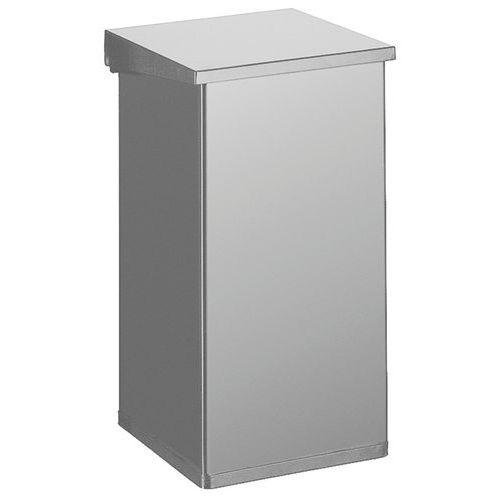 Poubelle Carro-Lift avec amortisseur - 55 Litres