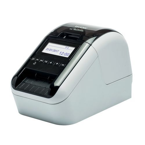 Imprimante d'étiquettes - QL-820NW - Brother