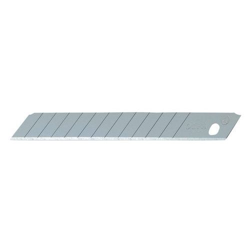 Lame pour cutter de bureau 12,5 mm OLFA MTB-10B - Boîte de 10