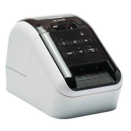 Imprimante d'étiquettes - Brother - QL-810W