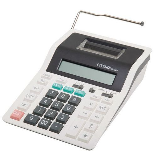 Calculatrice imprimante  CX32N - Citizen
