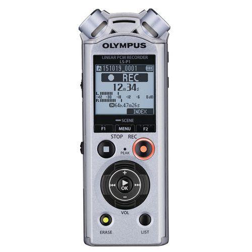 Dictophone numérique - OLYMPUS - LS-P1