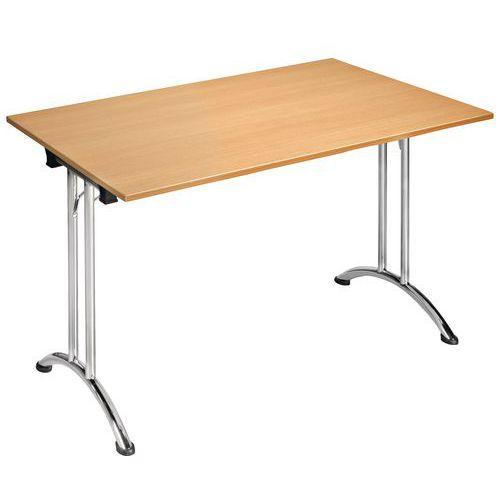 Table pliante - ChromeLine2