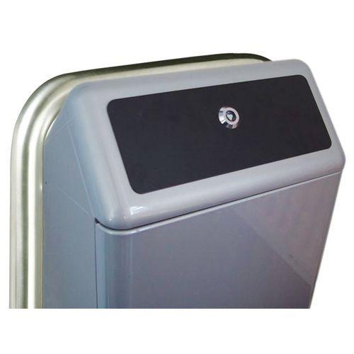 Couvercle de fermeture pour poubelle capitole - Couvercle pour poubelle automatique ...