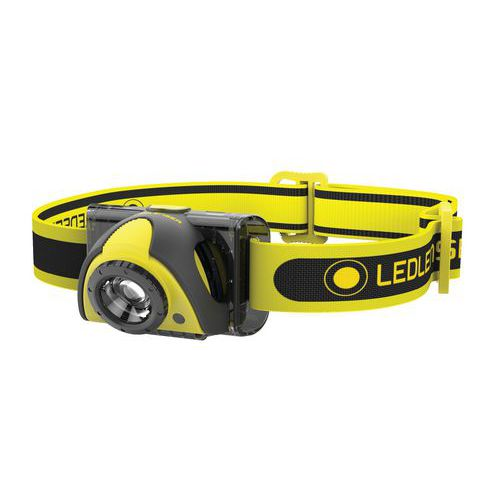 Frontale Lampe Ledlenser Frontale Iseo5r Lampe Rechargeable YWE29DHI
