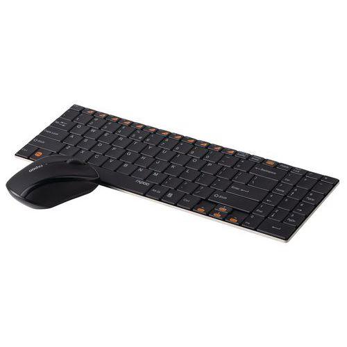 Clavier et souris sans fil - Rapoo Wireless Optical Combo 9060